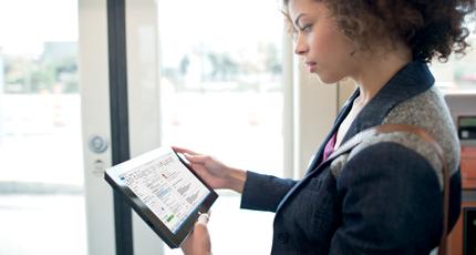 Office365 Business und Enterprise - Büro überall mit dabei